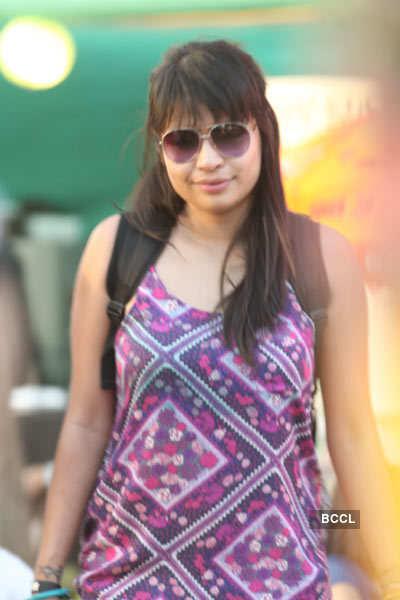 Celebs at Sunburn Goa 2012