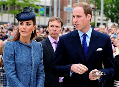 Middletons `cashing` in on Kate's impending new arrival