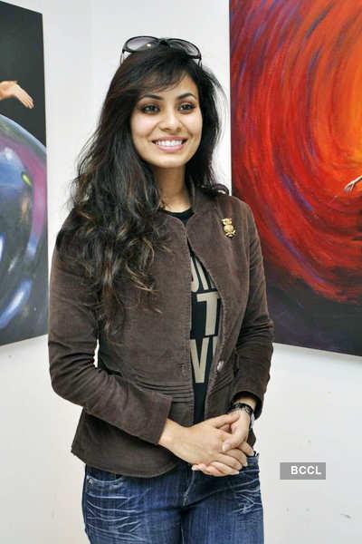 Sunita Wadhwan art show
