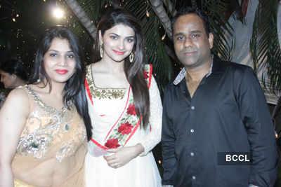 R.N.Singh's b'day party