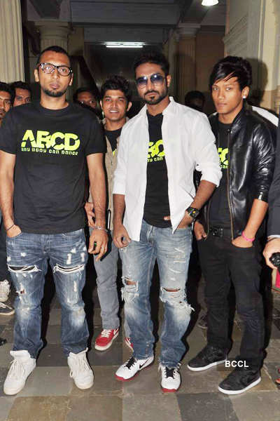 'ABCD' movie promotion