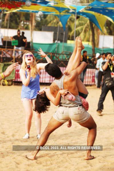 Sunburn Goa 2012