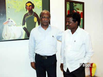 Art exhibition in Goa