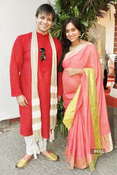Celebs @ Shaad Ali's wedding