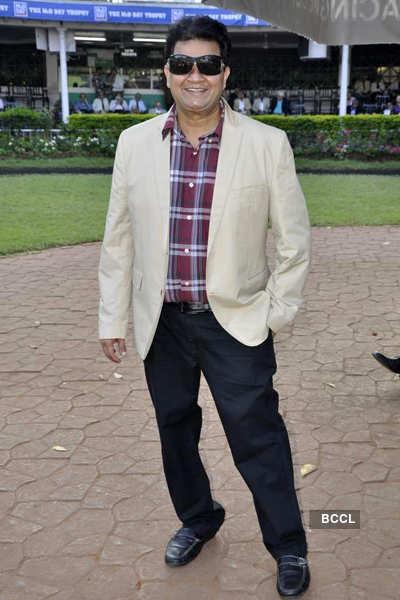 Chitrangada, Arjun @ race course