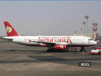 Kingfisher may lose international flying rights