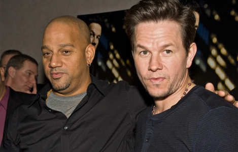 A new gig for Mark Wahlberg