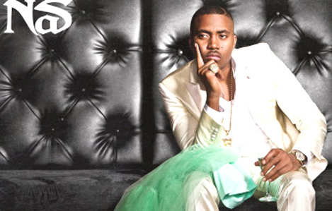 Rapper Nas aims for Grammy Gold