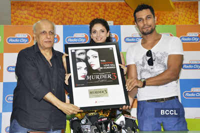 'Murder 3' music launch