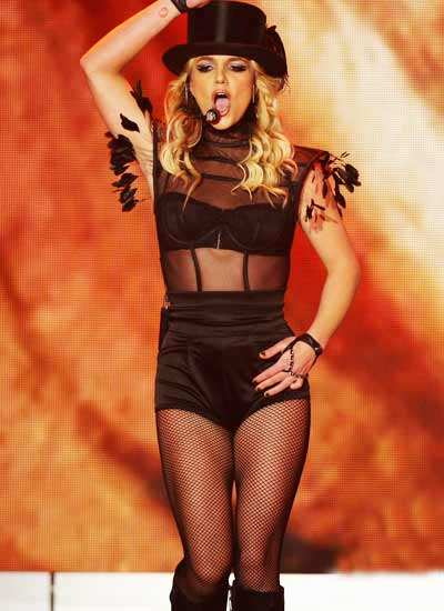 Britney Spears 'quits' X Factor!