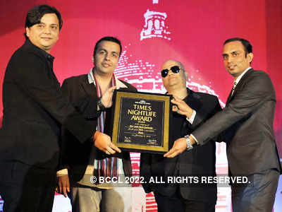 Times Nightlife Awards '13 - Winners : Kolkata