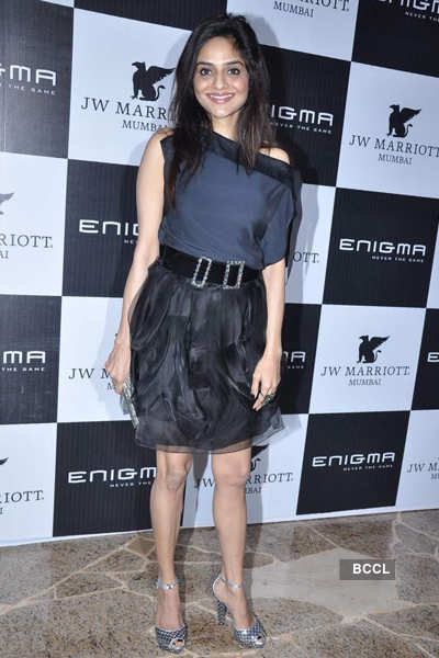 Celebs at 'Engima' re-launch party
