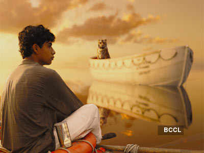 'Life of Pi' wins Golden Globe