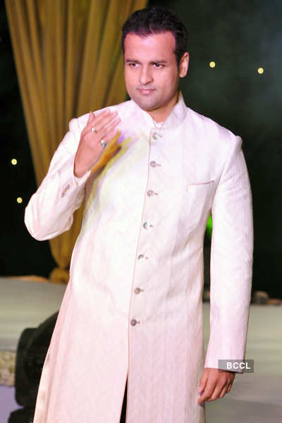 Celebs walk the ramp for 'Beti'