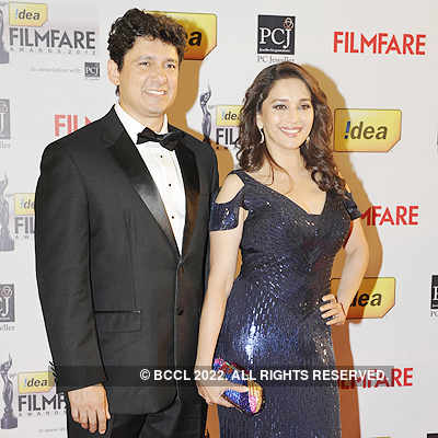58th Idea Filmfare Awards: Red Carpet