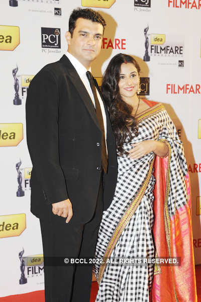 58th Idea Filmfare Awards: Hottest couples