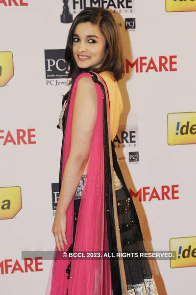 58th Idea Filmfare Awards: Backless Beauties