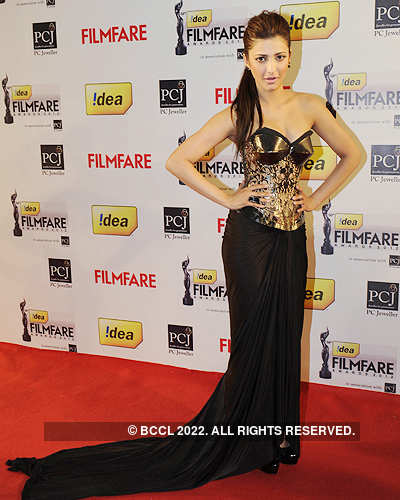 58th Idea Filmfare Awards: Divas in gowns
