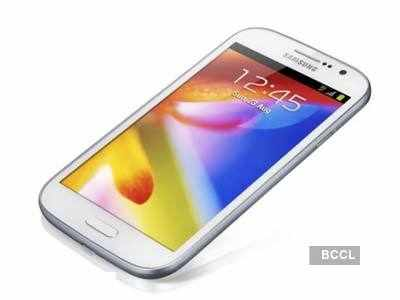 Samsung launches Galaxy Grand phablet