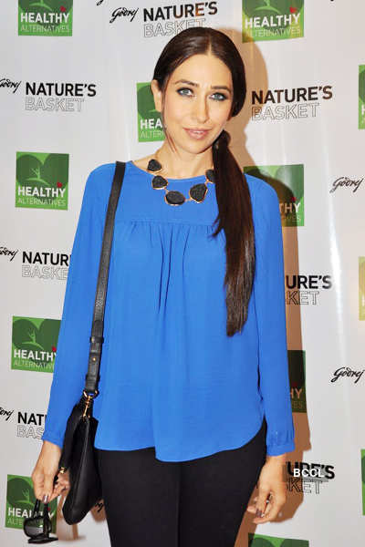 Karisma at store launch