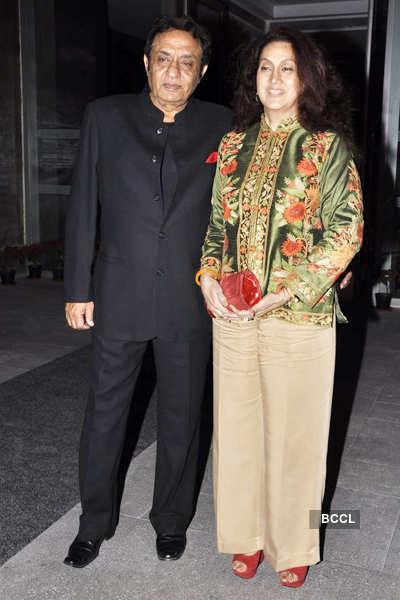 Kunika & Rana Singh's party