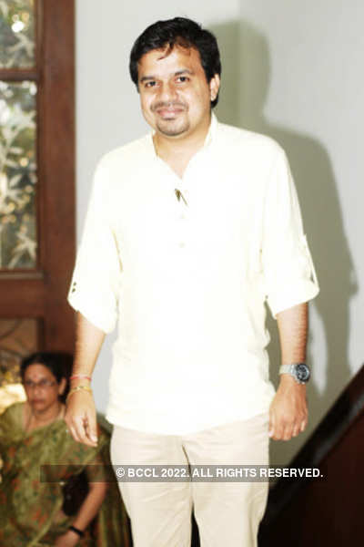 Guruprsad Kapdi's CD launch