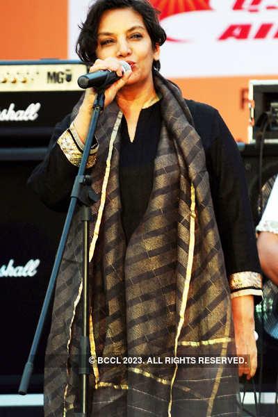 Celebs at 'Kala Ghoda' festival