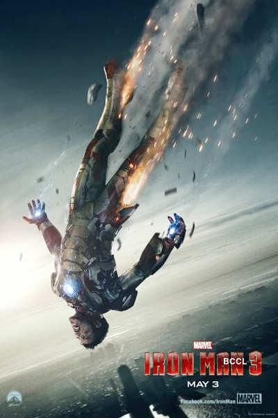 'Iron Man 3'