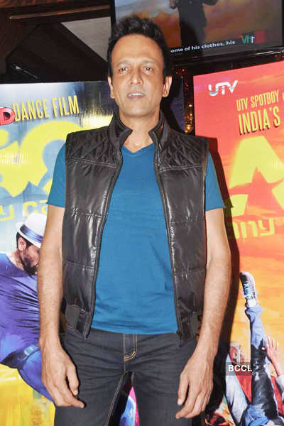 'ABCD' success party