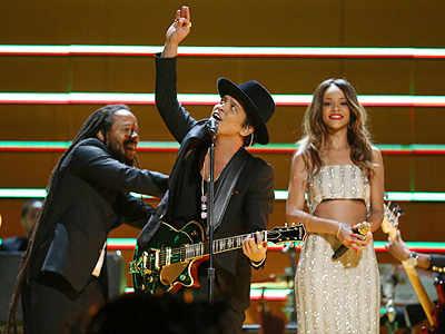 55th Grammy Awards: Performances