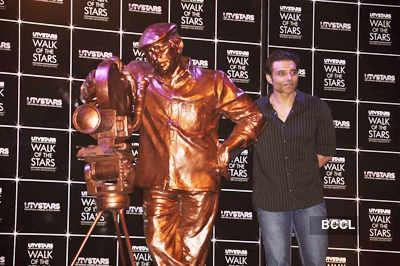 Yash Chopra's statue unveiling