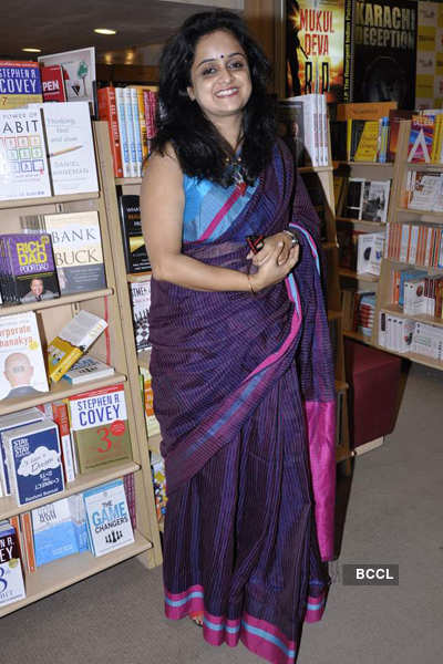 Balki at book launch