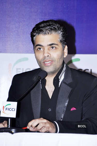 Press meet: 'FICCI Frames'13'