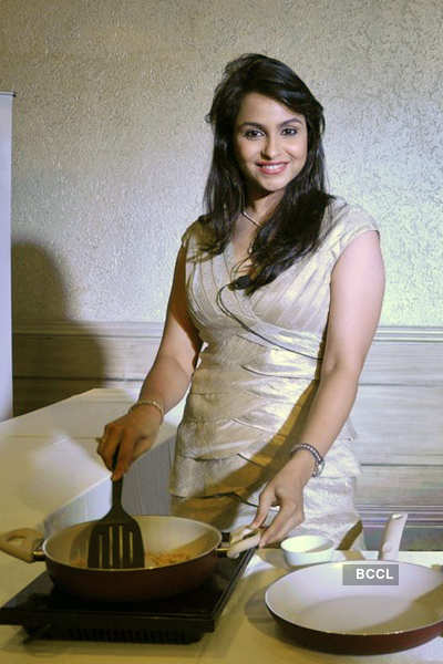 Gurdeep promotes cookery show