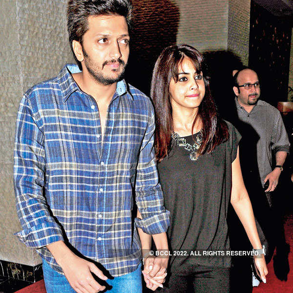 Celebs at CCL post match party
