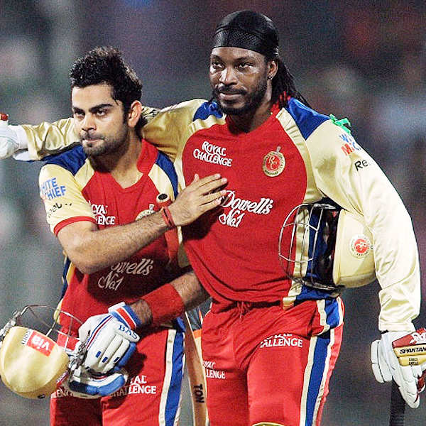Virat Kohli appointed captain of RCB
