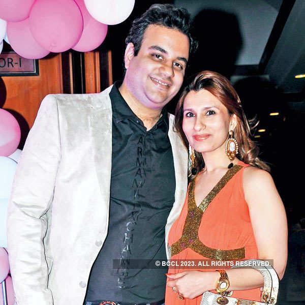 Saanvi's birthday party
