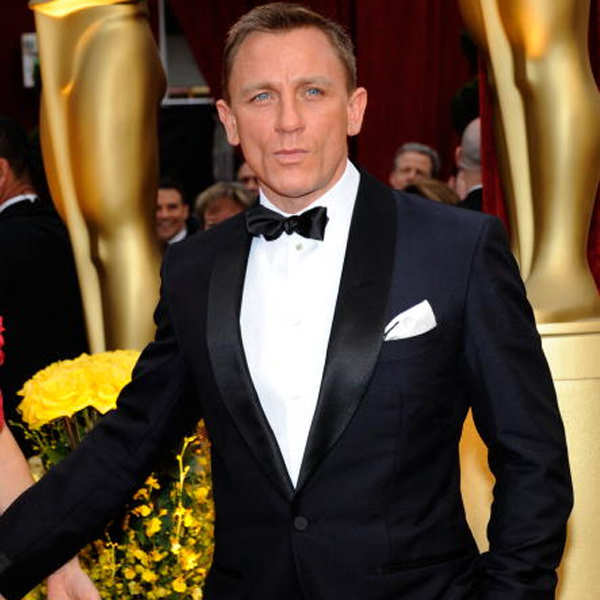 Best dressed men at Oscars