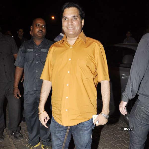 Sanjay Leela Bhansali's b'day party