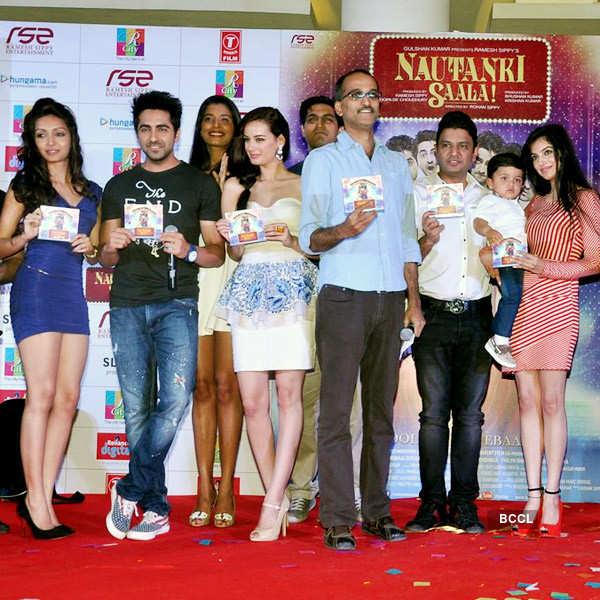 Music launch: 'Nautanki Saala'