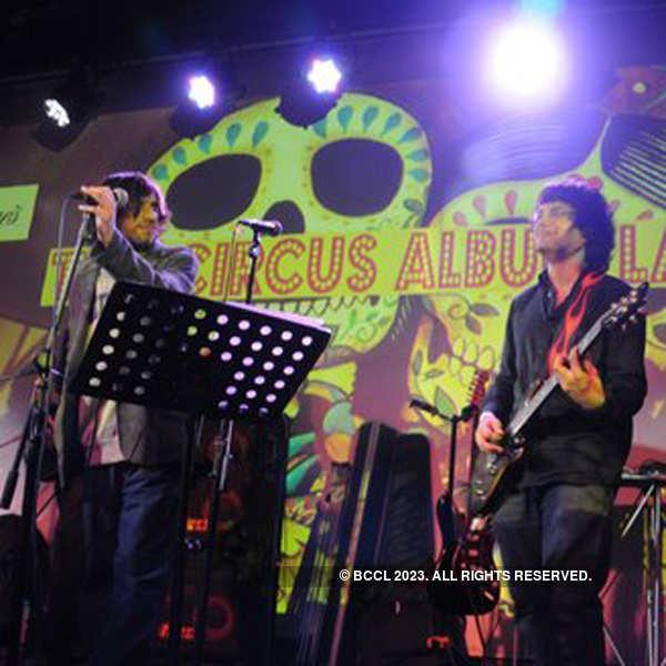 Album launch: The Circus