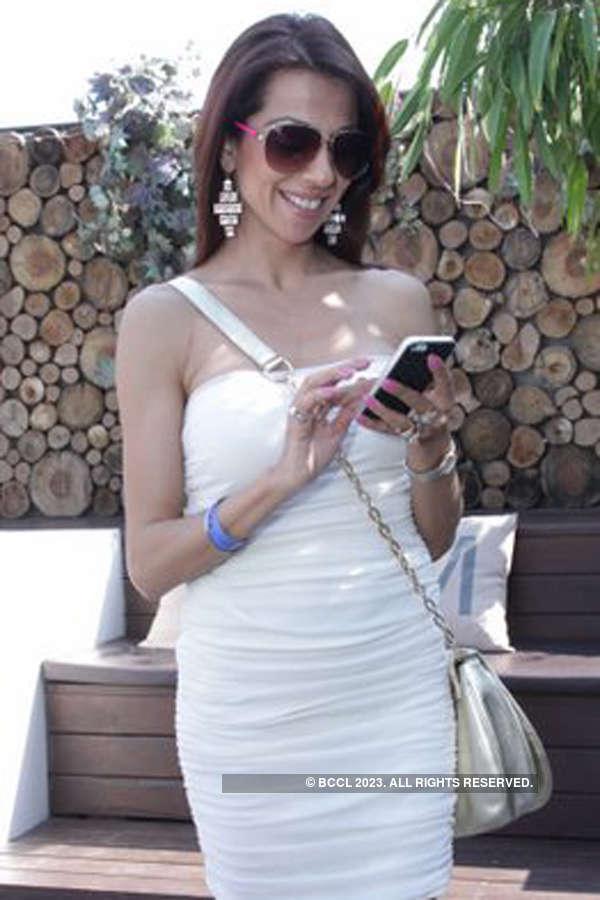 Nalin Gupta's b'day party