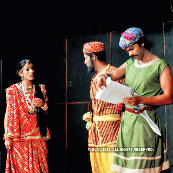 A Marwari take on Othello