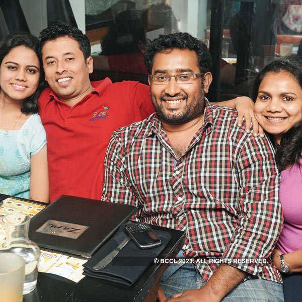 DJ night in Chennai