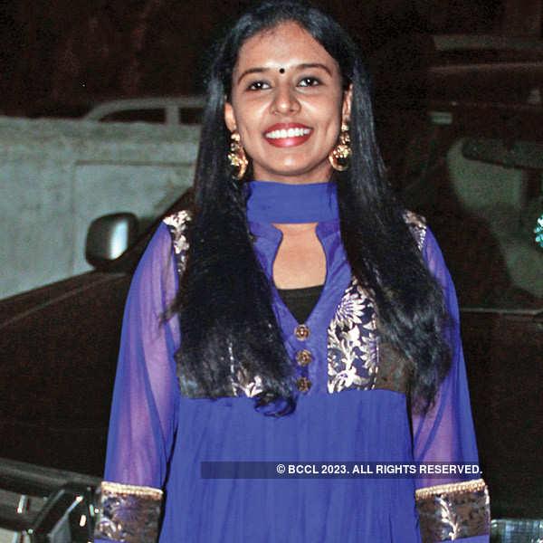 Madhu's success bash