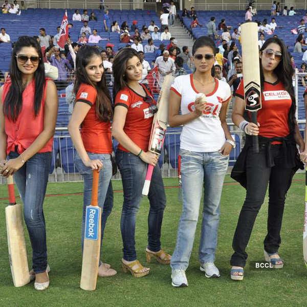 CCL match @ Pune