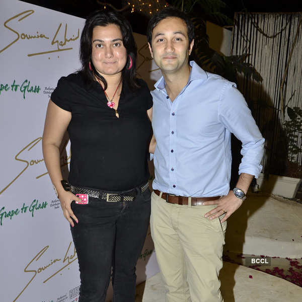 Sounia Gohil's collection launch