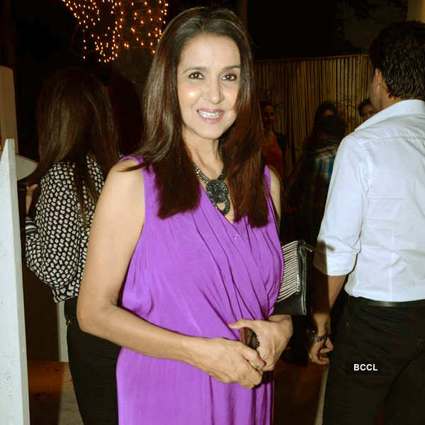 Sounia Gohil's collection launch