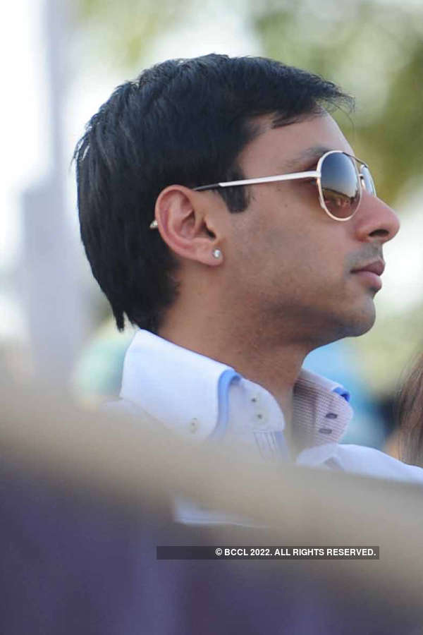 Polo match: India vs Australia