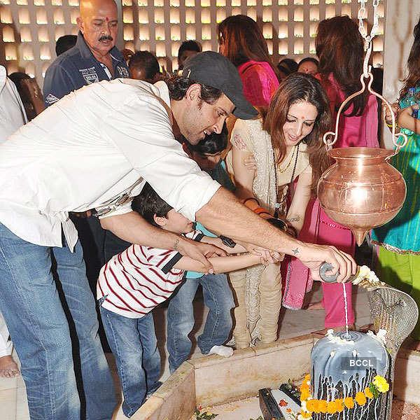 Celebs celebrate Maha Shivratri